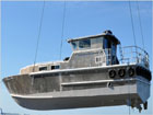 48' Viking 1988 - Insurance Salvage - Damaged Boat